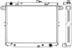 Радиатор охлаждения SAKURA 3462-1001