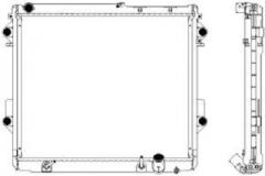 Радиатор охлаждения SAKURA 3462-1011