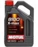 MOTUL 8100 X-MAX 0W-30