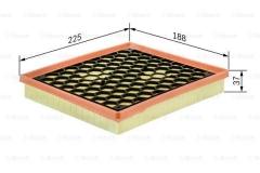 Фильтр воздушный BOSCH F 026 400 042