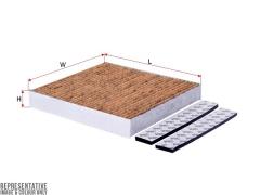 Фильтр салона антибактериальный SAKURA CAV1801