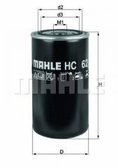 Фильтр АКПП MAHLE/KNECHT HC 62