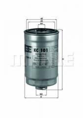 Фильтр топливный MAHLE/KNECHT KC 101