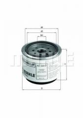 Фильтр топливный MAHLE/KNECHT KC 220D