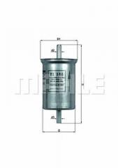 Фильтр топливный MAHLE/KNECHT KL 146