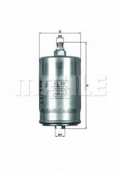 Фильтр топливный MAHLE/KNECHT KL 38