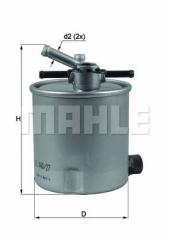 Фильтр топливный MAHLE/KNECHT KL 440/27