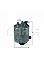 Фильтр топливный MAHLE/KNECHT KL 440/4