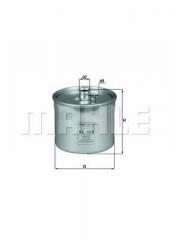 Фильтр топливный MAHLE/KNECHT KL 468