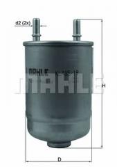 Фильтр топливный MAHLE/KNECHT KL 485/19D