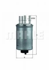 Фильтр топливный MAHLE/KNECHT KL 506