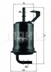 Фильтр топливный MAHLE/KNECHT KL 536