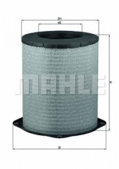 Фильтр воздушный MAHLE/KNECHT LX 1280