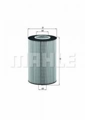 Фильтр масляный MAHLE/KNECHT OX 425D