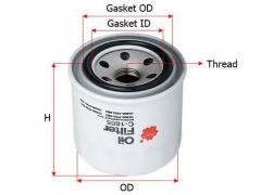 Фильтр масляный SAKURA C1605