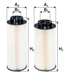 Фильтр топливный WIX 95158E