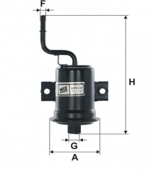 Фильтр топливный WIX WF8331