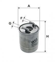 Фильтр топливный WIX WF8430