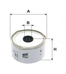 Фильтр топливный WIX WF8447