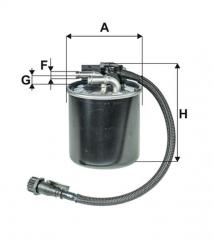 Фильтр топливный WIX WF8471