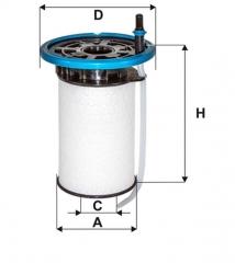 Фильтр топливный WIX WF8494
