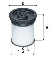 Фильтр топливный WIX WF8506