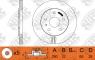 Диск тормозной NIBK RN1044V