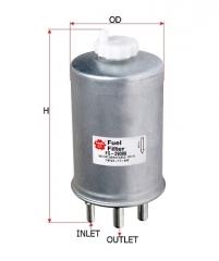Фильтр топливный SAKURA FS29090