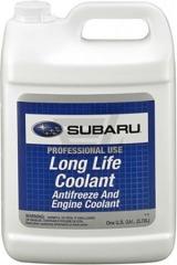 Антифриз SUBARU Long Life Coolant (SOA868V9210,SOA868V9270)