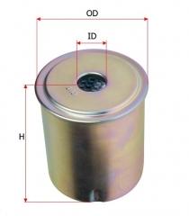 Фильтр гидравлический SAKURA H5910