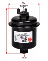 Фильтр топливный SAKURA FS1607