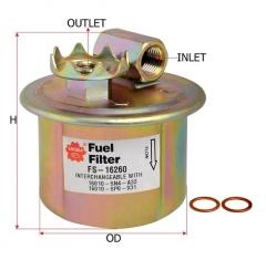 Фильтр топливный SAKURA FS16260