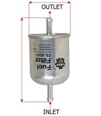 Фильтр топливный SAKURA FS8001