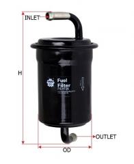 Фильтр топливный SAKURA FS1726
