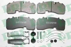 Колодки тормозные дисковые LPR 05P1185K