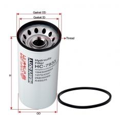 Фильтр гидравлический SAKURA HC7933