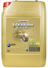 CASTROL VECTON LONG DRAIN 10W-40 E6/E9