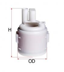 Фильтр топливный SAKURA FS18250