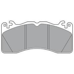 Колодки тормозные дисковые DELPHI LP3377