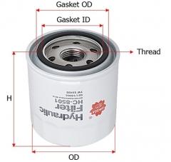 Фильтр гидравлический SAKURA HC8501