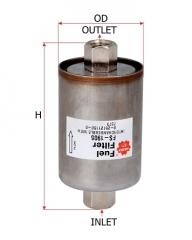 Фильтр топливный SAKURA FS1905