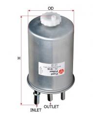 Фильтр топливный SAKURA FS19130