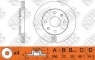 Диск тормозной NIBK RN1152V