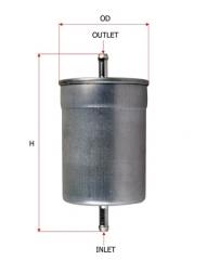 Фильтр топливный SAKURA FS2602