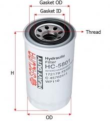 Фильтр гидравлический SAKURA HC5801
