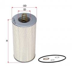 Фильтр масляный SAKURA O5302