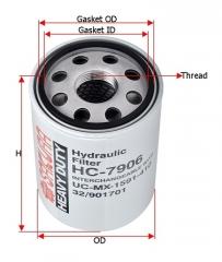 Фильтр гидравлический SAKURA HC7906