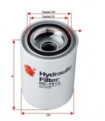 Фильтр гидравлический SAKURA HC7913
