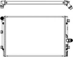 Радиатор охлаждения SAKURA 3061-1006