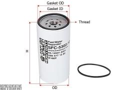 Топливный сепаратор SAKURA SFC530210